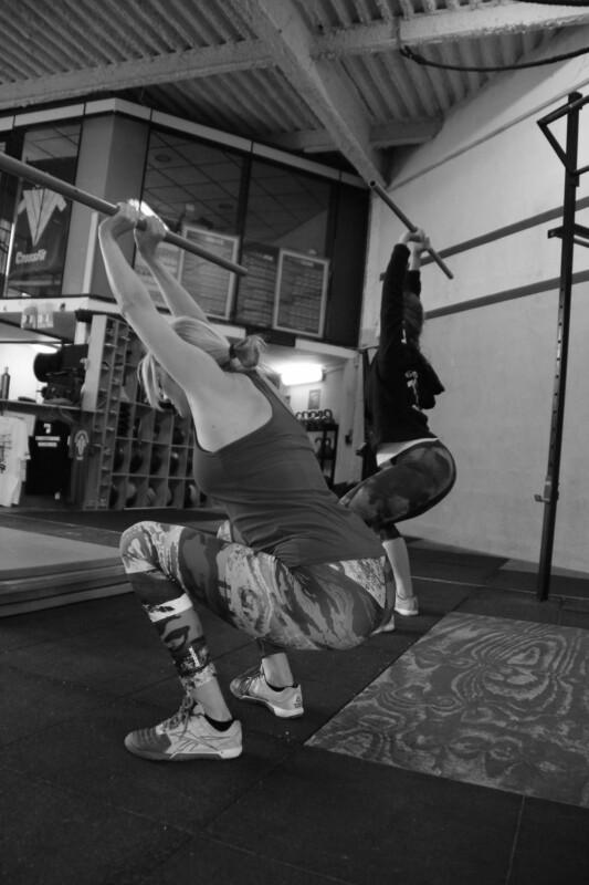 flexibilidad sentadillas